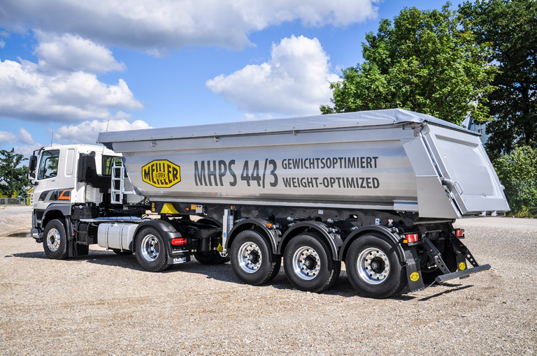 Tipping Semi-trailer MHPS-44/3