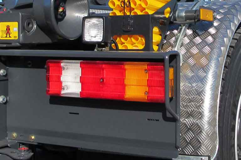 Hooklift accessory LED