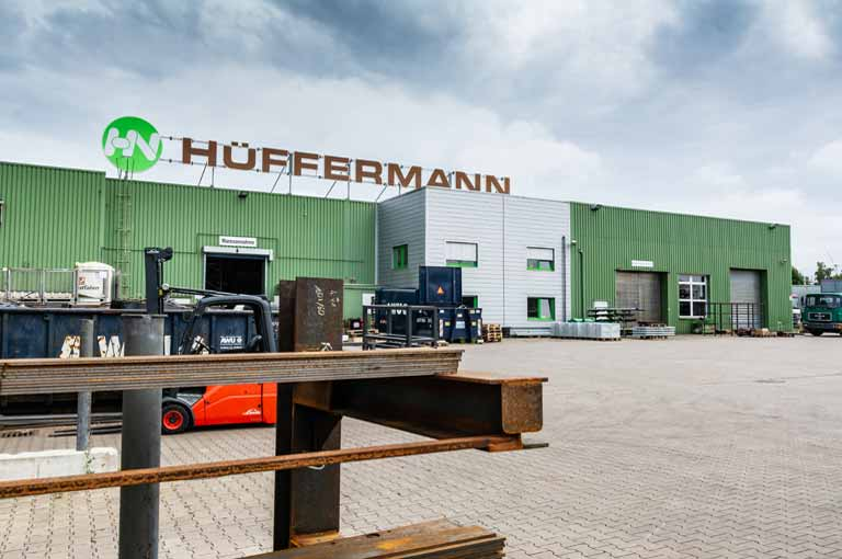 Hüffermann factory