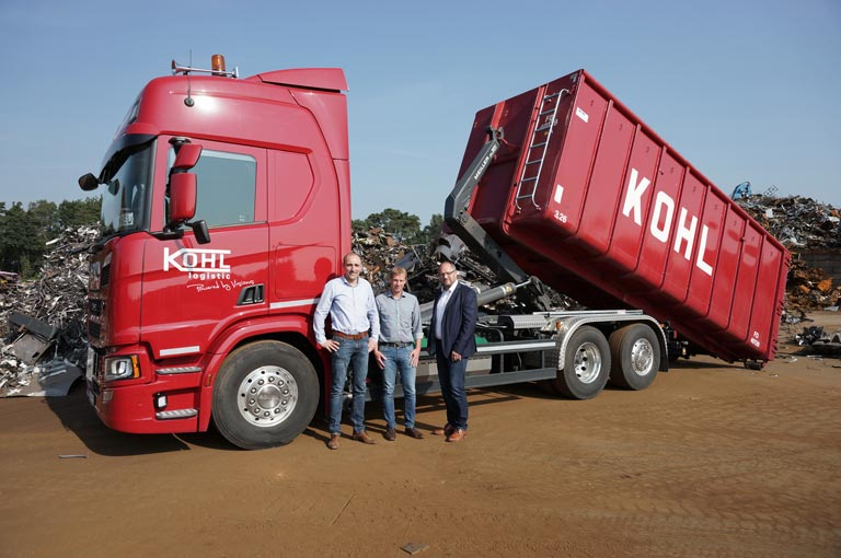 Kohl Logistic and MEILLER