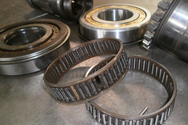 We also need new bearings here
