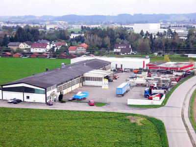MEILLER factory in Asten, Austria
