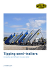 Brochure Tipping semi-trailer