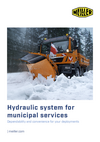 Brochure Hydraulic system for municipal services
