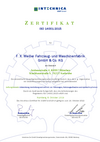 Environmental Management System according to ISO 14001:2015 (German)