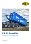 Brochure Hooklift RS, RL