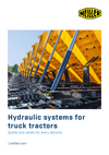 Brochure Hydraulic systems for truck tractors